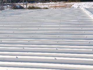 屋根断熱塗装工事 土浦市